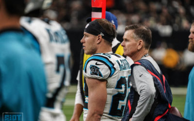 Ron Rivera Details What Kind of Running Back The Panthers Are Seeking