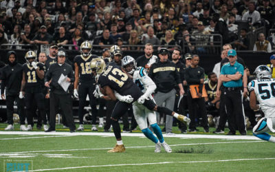 Job Number One For Week 12: Stop Michael Thomas