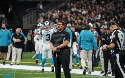 Panthers' 2018 Postmortem: Coaching