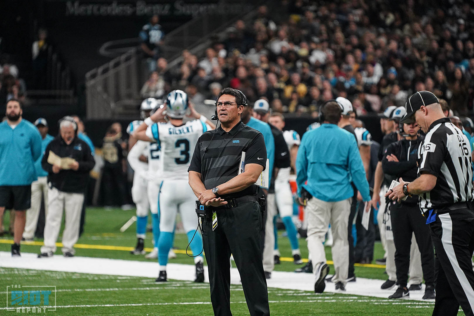 Panthers' 2018 Postmortem: Coaching