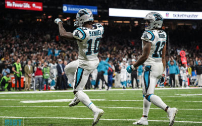 Why Curtis Samuel Is Primed To Be The Panthers' Best Receiver