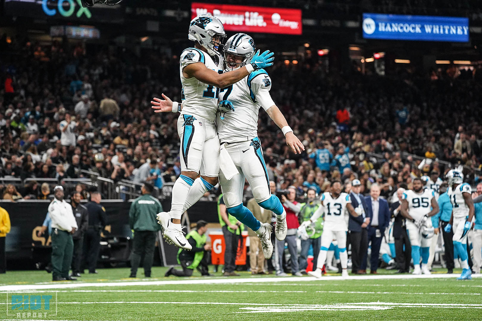 Five Ways To Upset The Saints And Extend The 2019 Season