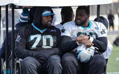 """Injury Report: Panthers """"Comfortable"""" With Turner's Chances"""