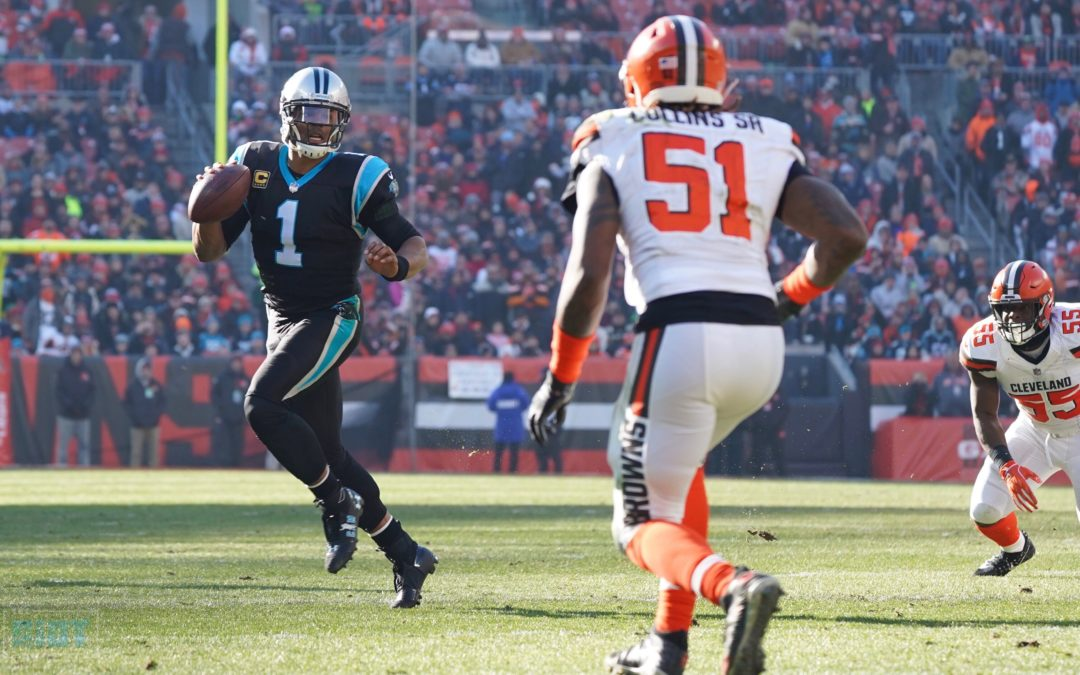 Panthers Drop Fifth Straight, This One A Must-Win In Cleveland