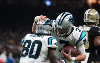 Carolina Panthers vs. New Orleans Saints Week 17 Report