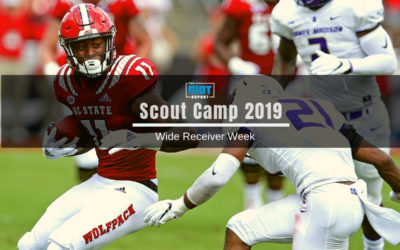 Scout Camp Film Breakdown 2019: Jakobi Meyers