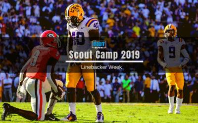Scout Camp 2019: Outside Linebacker Big Board