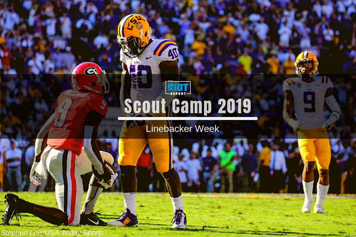 Scout Camp 2019: Outside Linebacker Big Board