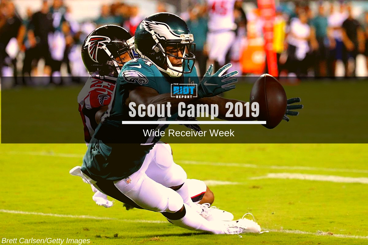 Panthers 2019 Free Agency: Wide Receiver Options