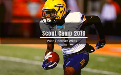 Scout Camp Film Breakdown 2019: Diontae Johnson