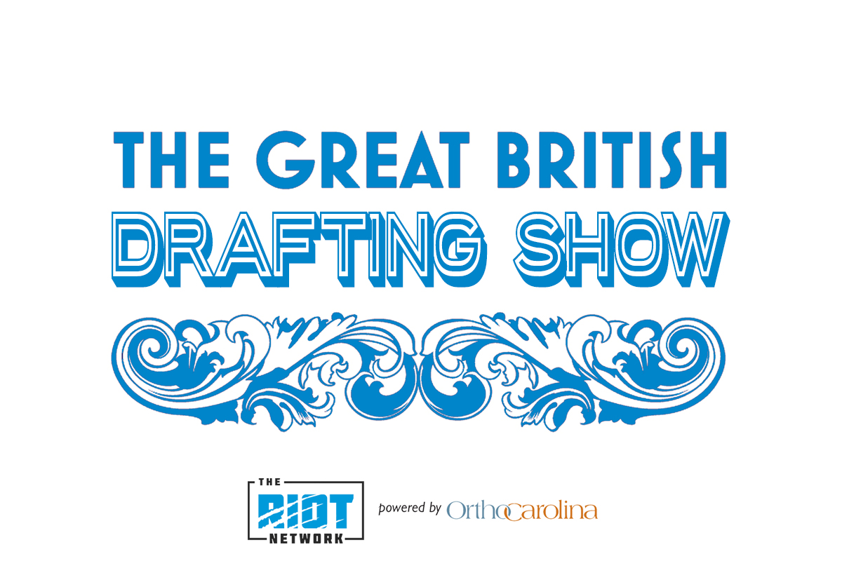 Introducing The Great British Drafting Show!