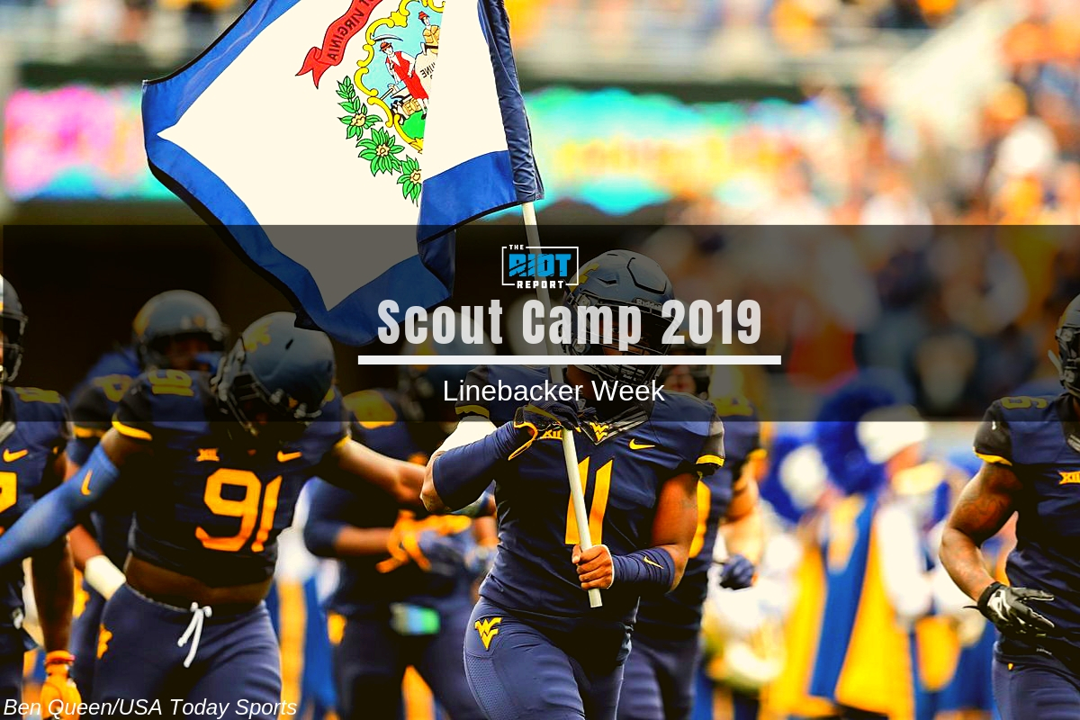 Scout Camp Film Breakdown 2019: David Long