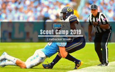 Scout Camp Film Breakdown 2019: Cole Holcomb