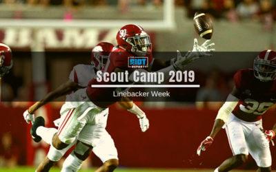 Scout Camp 2019: Inside Linebacker Big Board