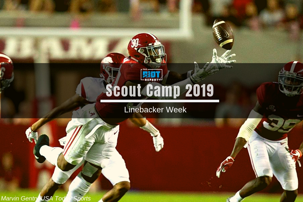 Scout Camp 2019: Inside Linebacker Big Board