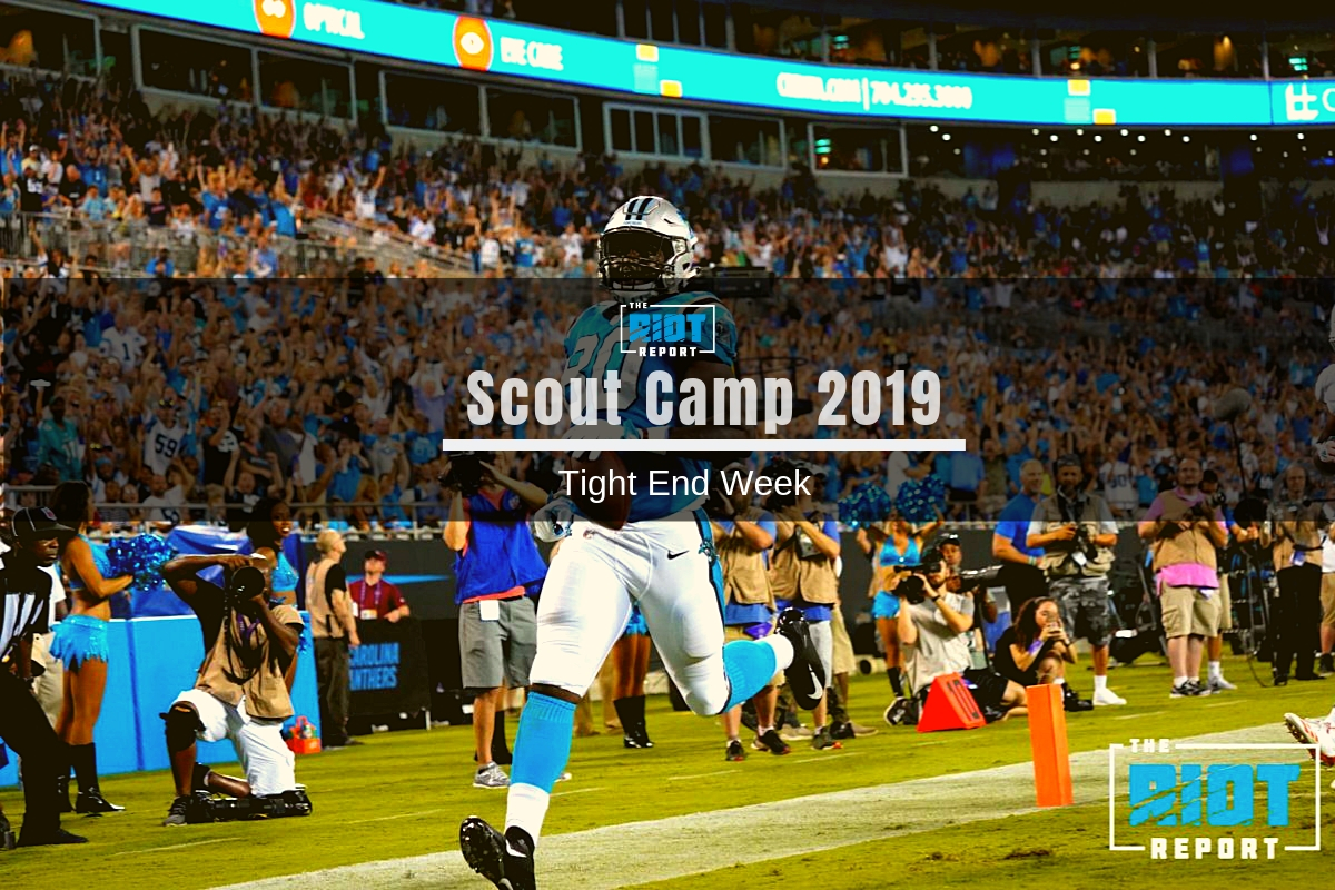 Panthers Positional Analysis: Tight Ends