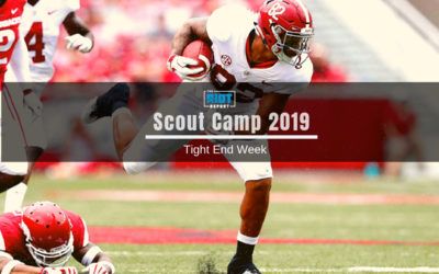 Scout Camp 2019 Film Breakdown: Irv Smith Jr.