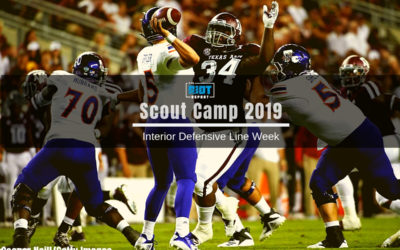 Scout Camp 2019 Film Breakdown: Daylon Mack