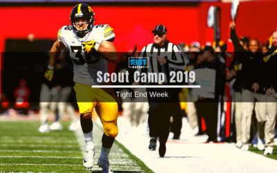 Scout Camp 2019 Film Breakdown: TJ Hockenson