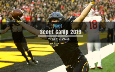 Scout Camp 2019: TE Big Board