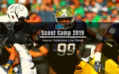 Scout Camp 2019: Defensive Tackle Big Board