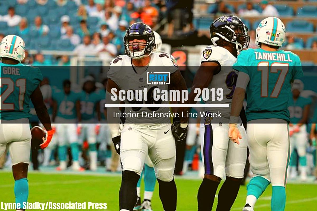 Panthers 2019 Free Agency  Defensive Tackle Options  5e8e3cf25