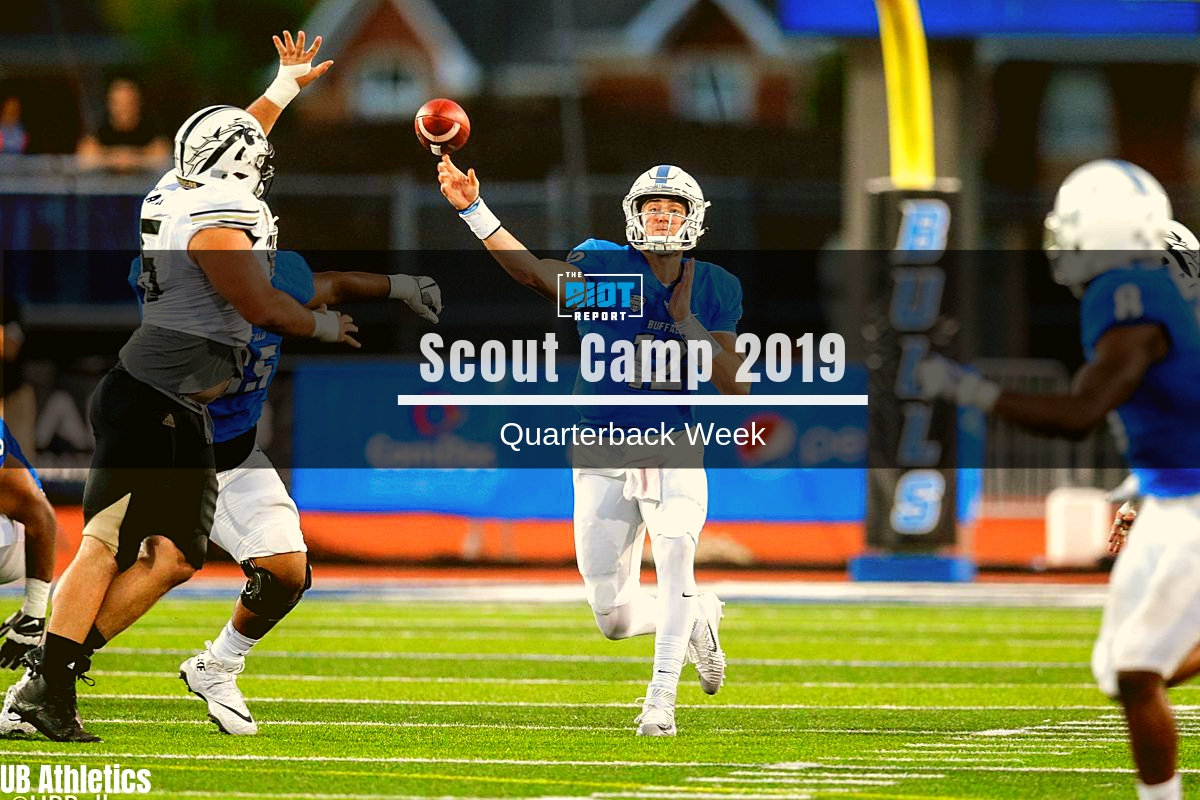 Scout Camp 2019 Film Breakdown: Drew Anderson