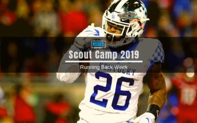 Scout Camp 2019 Film Breakdown: Benny Snell