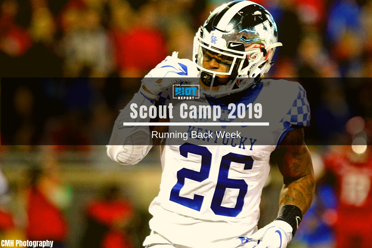 Scout Camp 2019 Film Breakdown: Benny Snell