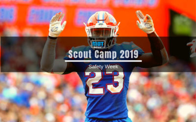 Scout Camp 2019 Film Breakdown: Chauncey Gardner-Johnson