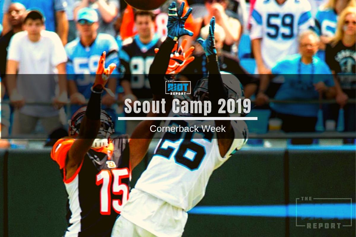 Scout Camp 2019: The Cornerback Conundrum Continues