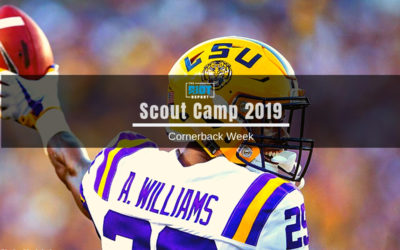 Scout Camp 2019: Cornerback Big Board