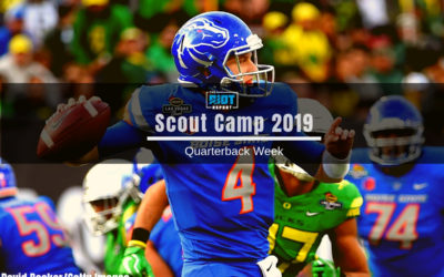 Scout Camp 2019 Film Breakdown: Brett Rypien