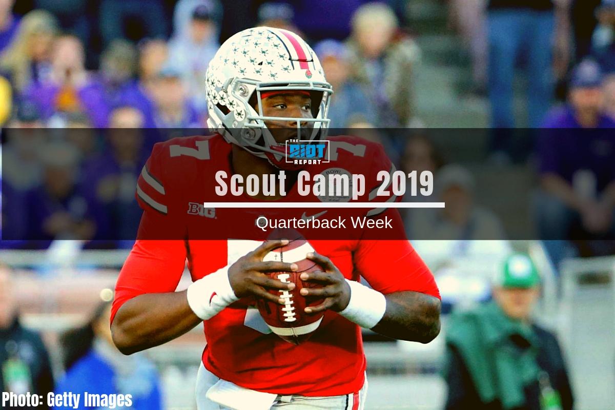 Scout Camp 2019: Quarterback Big Board