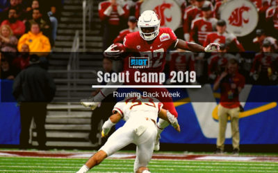 Scout Camp 2019 Film Breakdown: James Williams