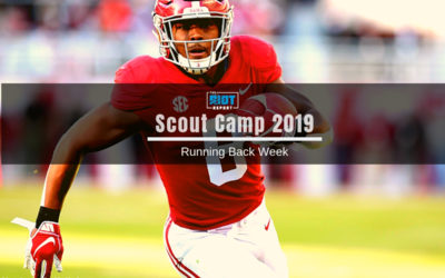 Scout Camp 2019: Running Back Big Board