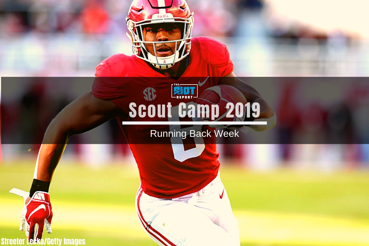 Scout Camp 2019: Running Back Big Board