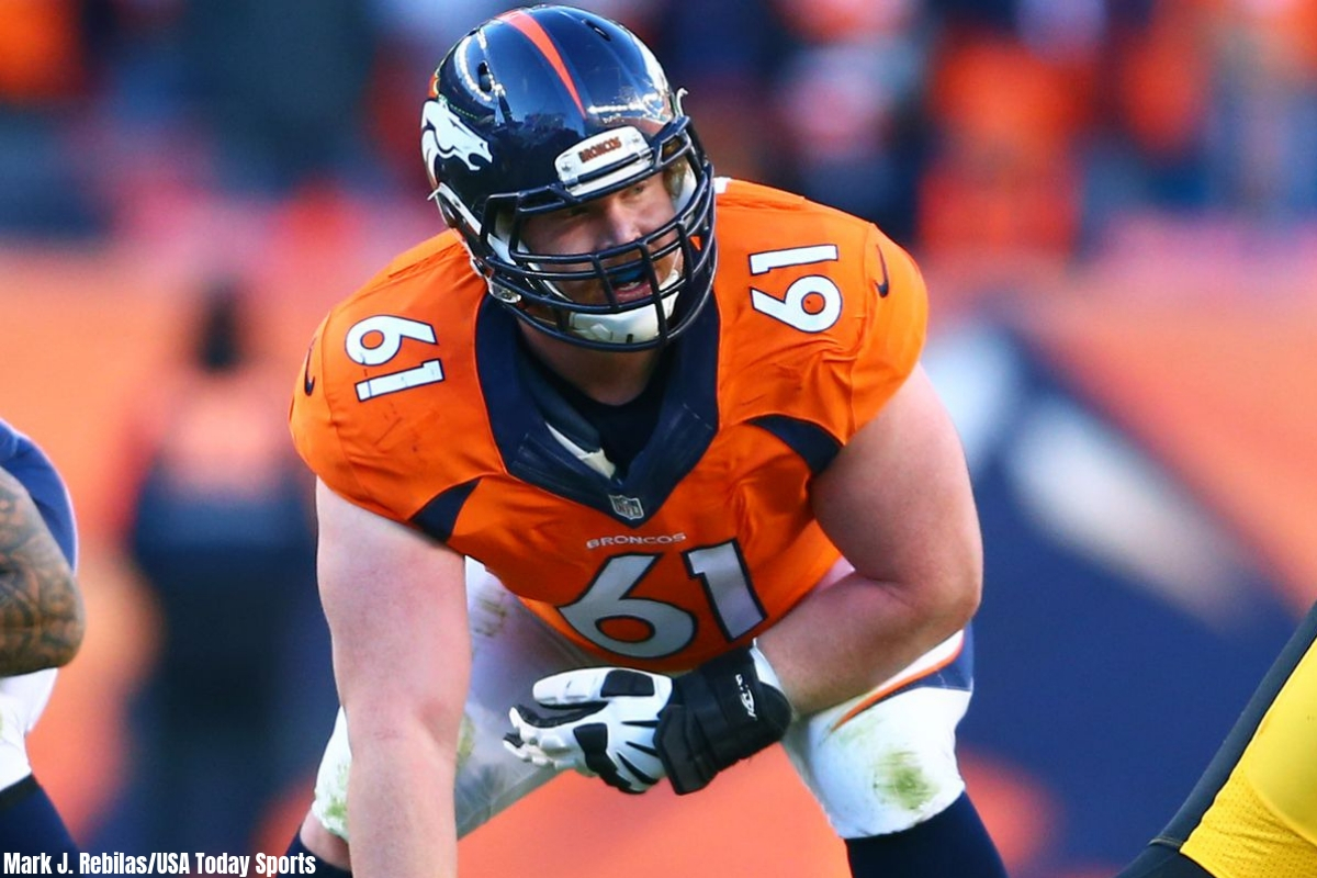 Panthers Find Center Replacement In Free Agent Matt Paradis
