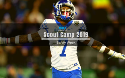 Scout Camp 2019: Strong Safety Big Board