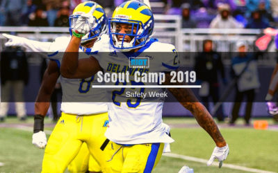 Scout Camp 2019: Free Safety Big Board