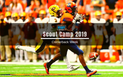 Scout Camp 2019 Film Breakdown: Sean Bunting