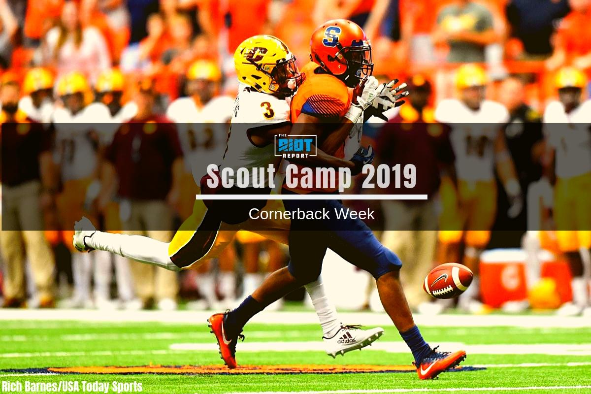 Scout Camp 2019 Film Breakdown: Sean Bunting