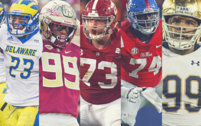 Panthers Seven Round Mock Drafts For Any Direction