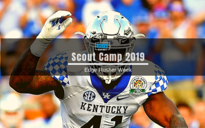 Scout Camp 2019: EDGE Big Board