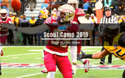 Scout Camp 2019 Film Breakdown: Brian Burns
