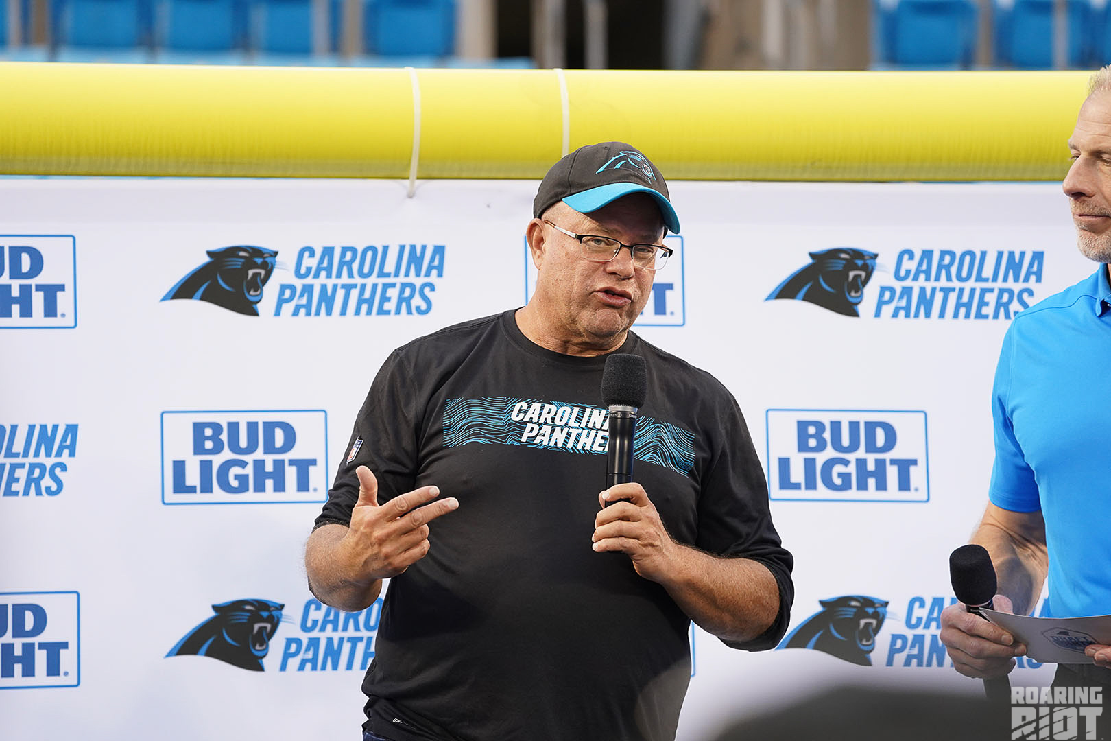 What David Tepper Is Looking For In The Next Panthers' Head Coach