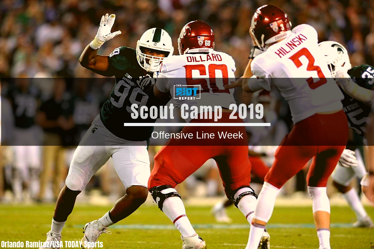 Scout Camp 2019 Film Breakdown: Andre Dillard
