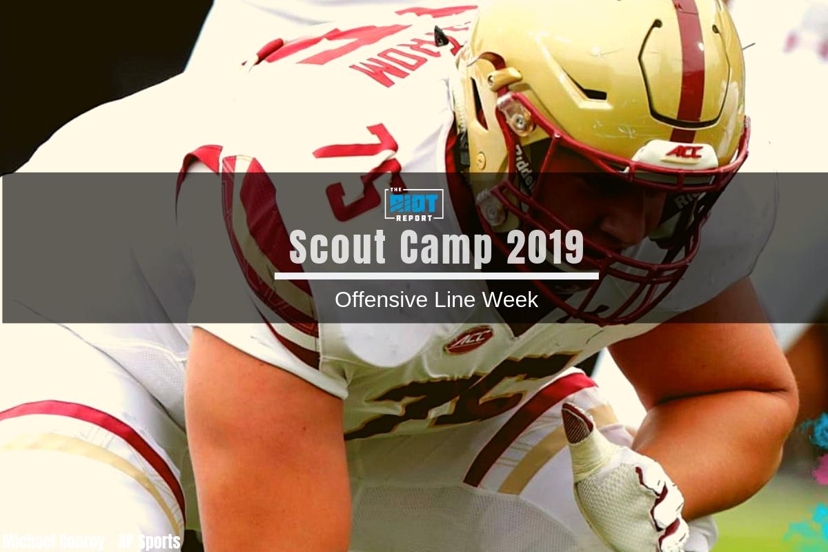 Scout Camp 2019: Offensive Guard Big Board