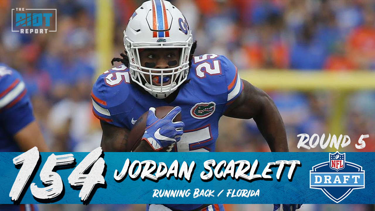 Panthers Find Backup Running Back On Day 3