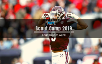 Scout Camp 2019 Film Breakdown: Montez Sweat